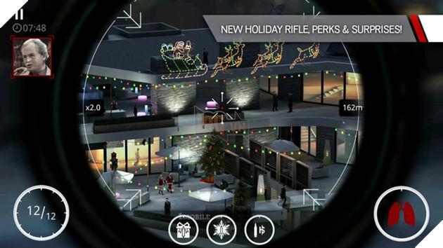 Hitman Sniper - Tựa game bắn súng đình đám trên mobile bất ngờ cho tải về miễn phí