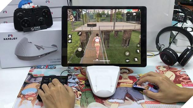 Kết quả hình ảnh cho PubG Mobile kmax ใช้Kmax บน ipad By handjoy
