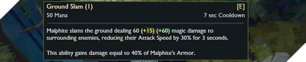 LMHT: Riot đưa Malphite Full AP trở lại, cứ 36 giây lại húc một phát thì ai chịu nổi