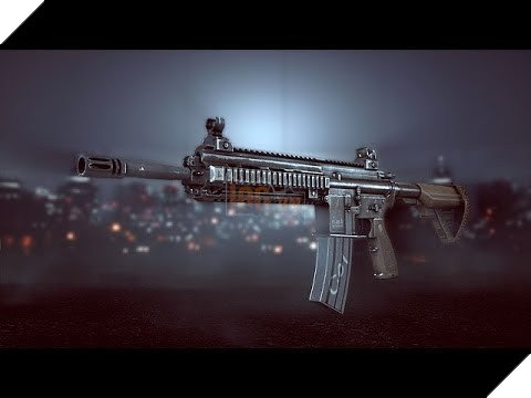 PUBG Tìm hiểu về M416 - Khẩu súng trường tấn công được yêu thích nhất game