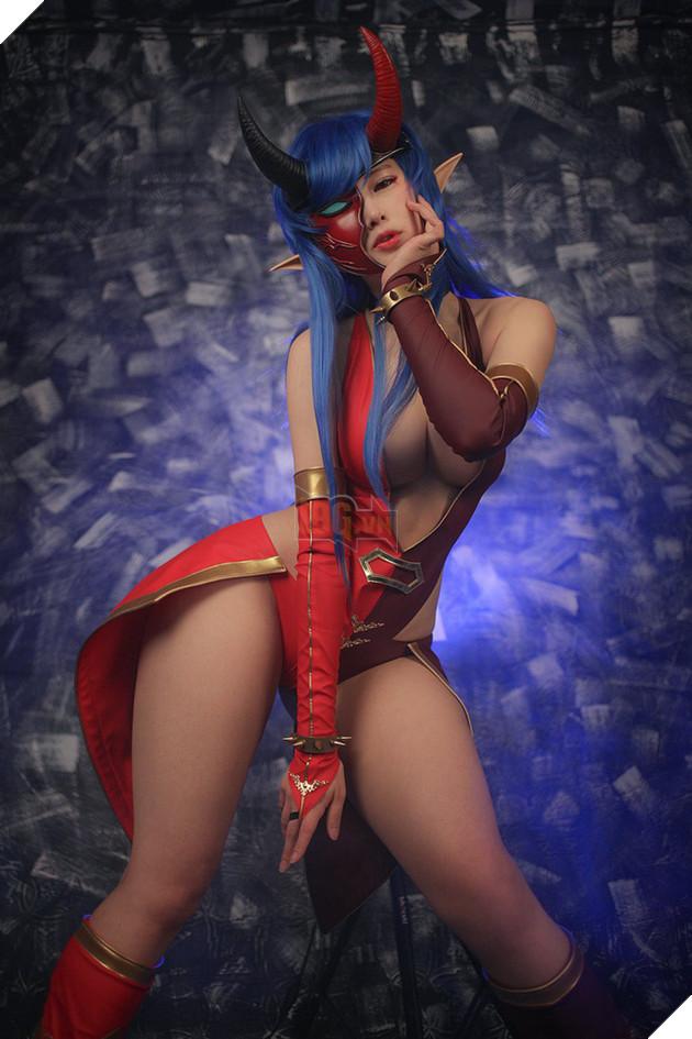 """Thưởng thức bộ ảnh cosplay """"nóng bỏng mắt"""" về nữ quái Zealotus trong Ragnarok Mobile"""