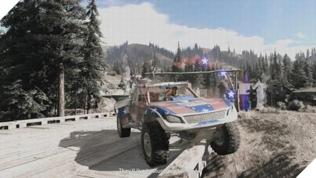 Phá đảo Far Cry 5, sau đây là những việc bạn nên tiếp tục làm 4