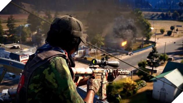 Phá đảo Far Cry 5, sau đây là những việc bạn nên tiếp tục làm 11