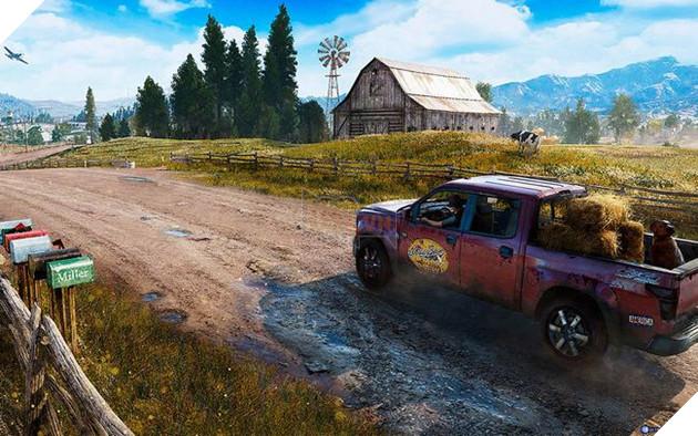 Phá đảo Far Cry 5, sau đây là những việc bạn nên tiếp tục làm
