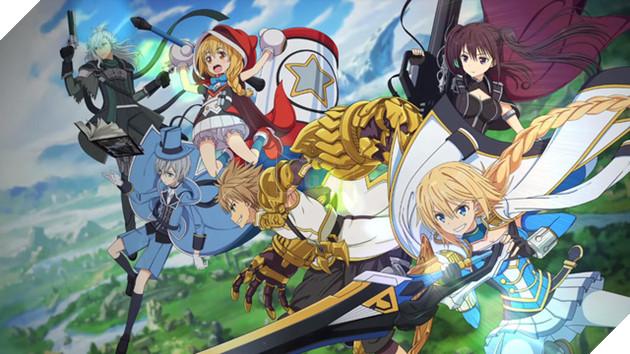 Rebellious Million Arthur - MMORPG 3D mang phong cách Anime tuyệt đẹp từ Square Enix