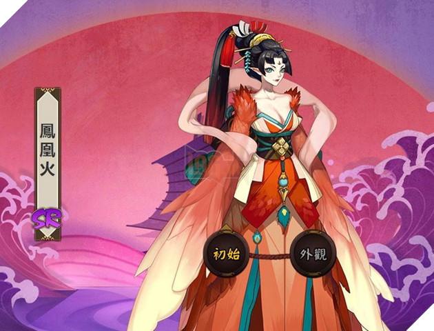 Âm Dương Sư: Hướng dẫn toàn tập Hououka - Phượng Lửa khống chế mạnh nhất game 2