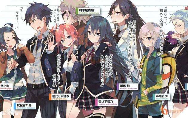 Anime và tất tần tật các thể loại Anime mà người hâm mộ cần phải biết đến  24