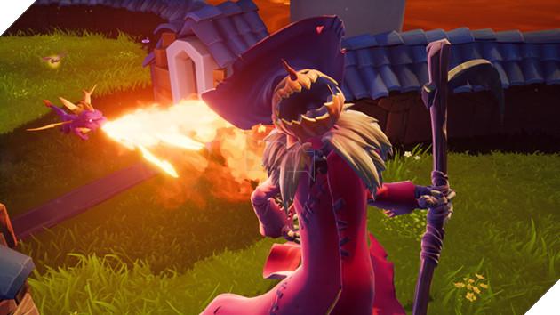 Sau 20 năm ngủ quên, chú rồng huyền thoại của PS1 - Spyro the Dragon đã chính thức tái xuất