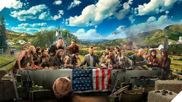 Đánh giá game Far Cry 5: Thành công xen lẫn tiếc nuối