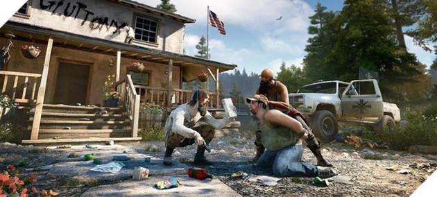 Đánh giá game Far Cry 5: Thành công xen lẫn tiếc nuối 5