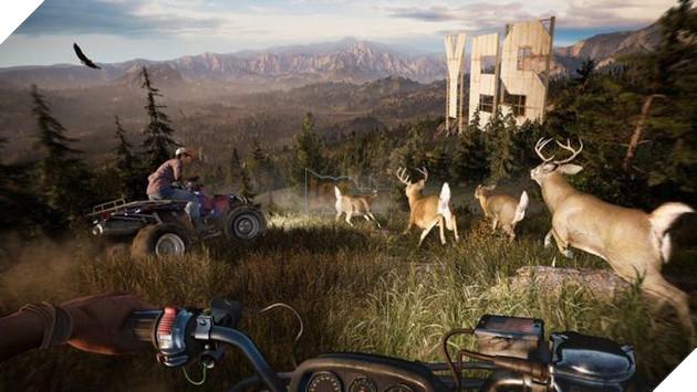 Đánh giá game Far Cry 5: Thành công xen lẫn tiếc nuối 12