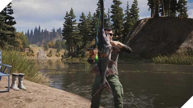 Đánh giá game Far Cry 5: Thành công xen lẫn tiếc nuối 2