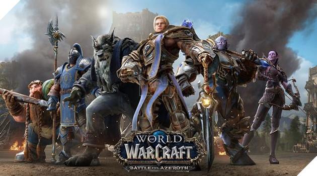 World of Warcraft: Battle for Azeroth chính thức ra mắt vào ngày 14 tháng 8