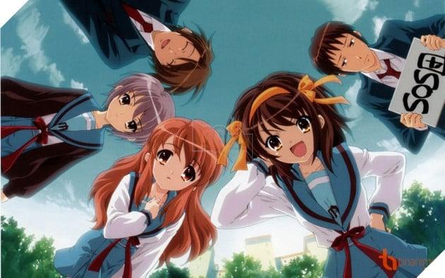 Anime và tất tần tật các thể loại Anime mà người hâm mộ cần phải biết đến  8