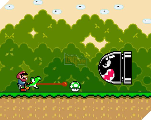 8 điều xem qua đã thấy chả hợp lý tí nào trong Super Mario - Ảnh 5.