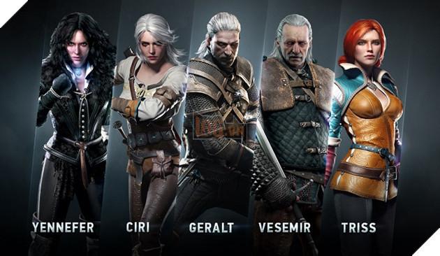 Những nhân vật tạo nên một hành trình cực kì hấp dẫn trong The Witcher 3