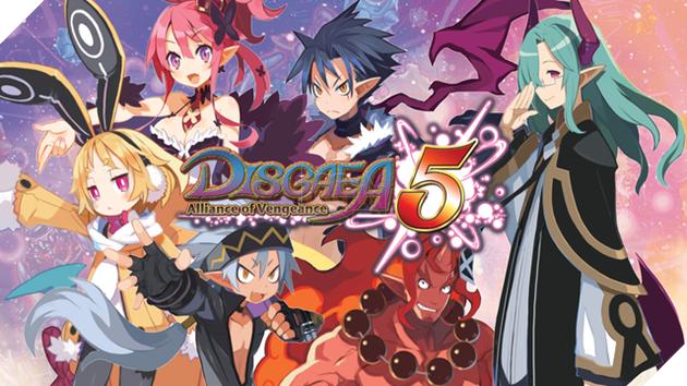 Disgaea 5 - Siêu phẩm JRPG chính thức cập bến PC vào ngày 23/05