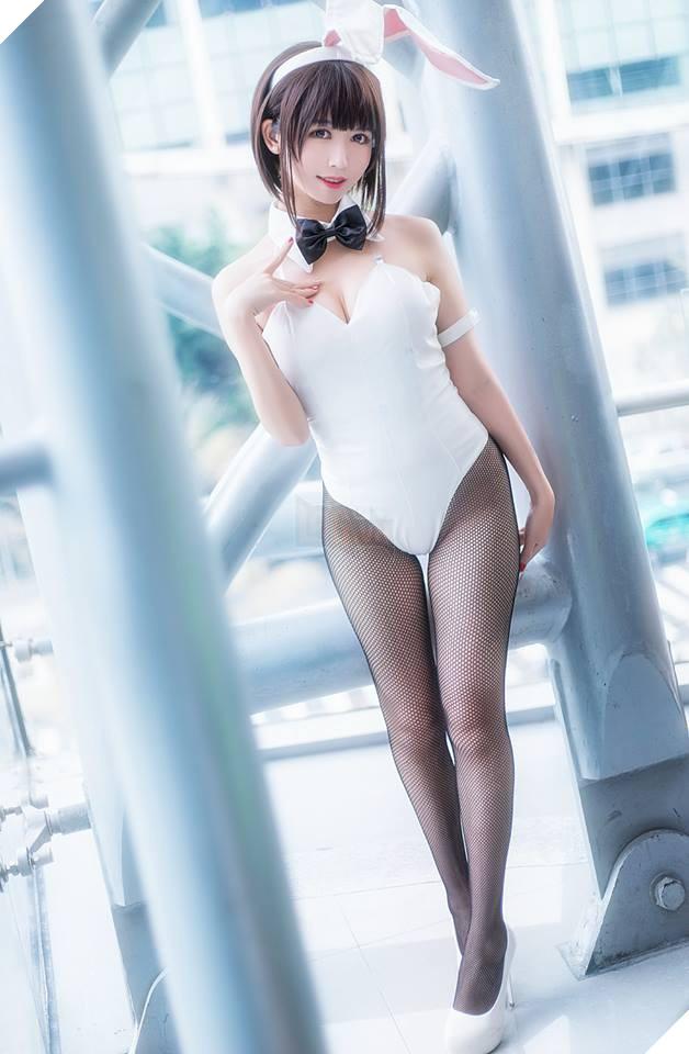 Nóng mắt với cosplay cô nàng Megumi Kato trong Anime Saekano: How To Raise A Boring Girlfriend