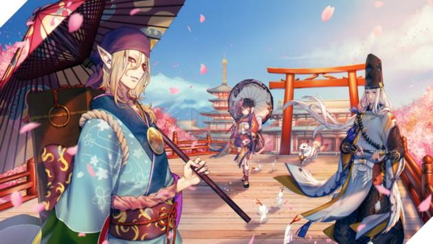 Âm Dương Sư: Hướng dẫn Kusuriuri - Mại Dược Lang sát thương xuyên bất chấp mọi giáp 7