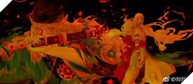 Âm Dương Sư: Hướng dẫn Kusuriuri - Mại Dược Lang sát thương xuyên bất chấp mọi giáp 8