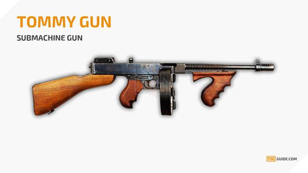 Image result for Tommy Gun pubg