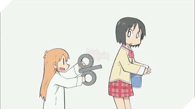 Image result for Nichijou (My Ordinary Life) anime