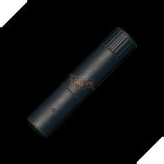 Suppressor (nòng giảm thanh kiêm giấu tia lửa đạn)