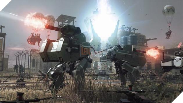 Nếu tách Metal Gear Survive ra khỏi thương hiệuMetal Gear thì nó cũng vui đấy chứ?