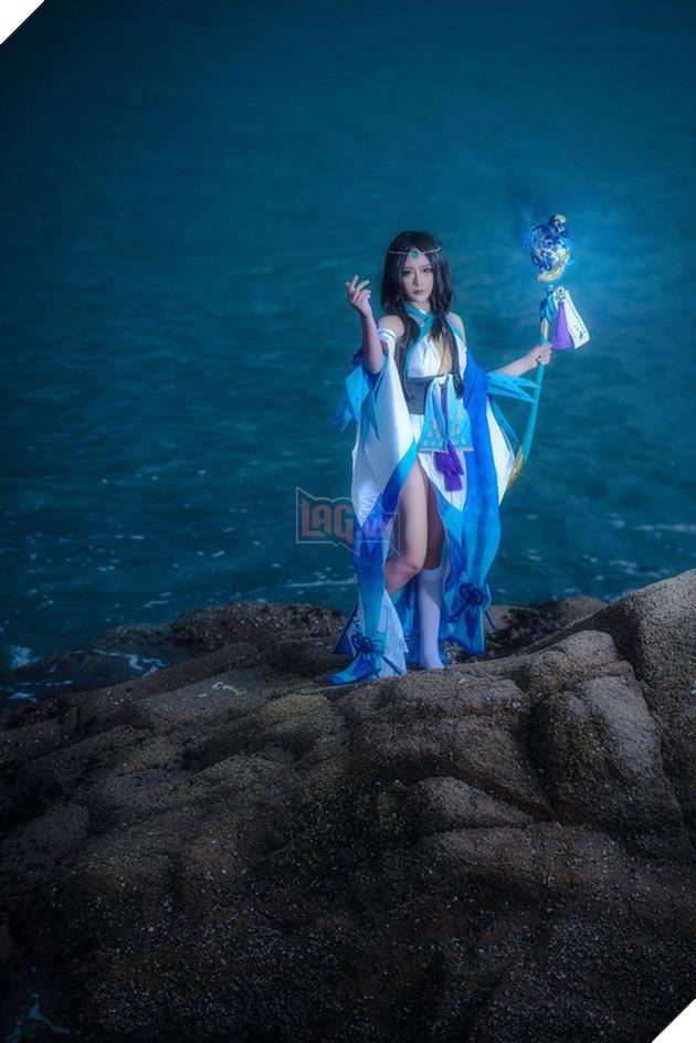 Cùng ngắm cosplay Yaobikuni tuyệt đẹp dành cho các game thủ Âm Dương Sư