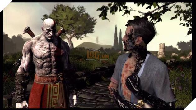 Cách duy nhất để giải phóng Kratos khỏi sự ràng buộc với Ares, là giết chết Okros
