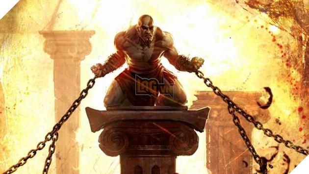 Với sợi dây xích quấn quanh cổ tay và món vũ khíBlades of Chaos,Kratostrở thành bề tôi củaAres