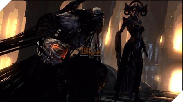 God of War bị giam giữ bên trong Aegaeon