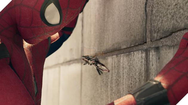 Rất có thể chúng ta sẽ được điều khiển một Spider-Drone giống trong Homecoming