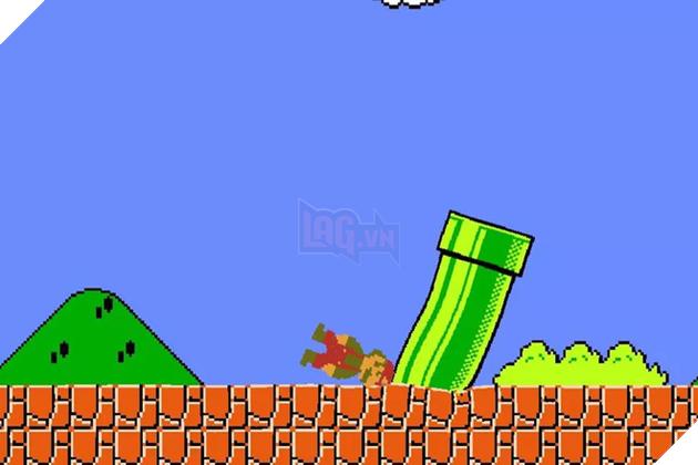"""Choáng với tựa game Mario phiên bản """"thạch rau câu"""" lạ lẫm nhất từ trước đến nay"""