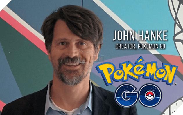 John Hanke là một tín đồ của khoa học - viễn tưởng