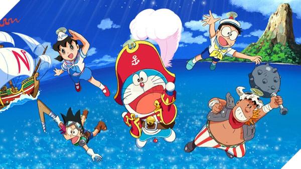 Doanh thu đạt hơn 1000 tỷ, Nobita's Treasure Island xô đổ kỷ lục tồn tại suốt 29 năm của dòng phim Doraemon