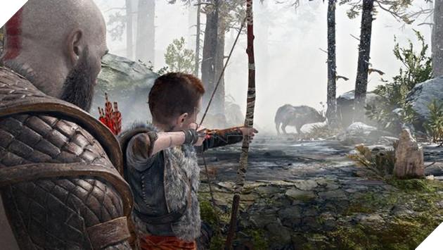 Faye là người đã dạy cho Atreus các kĩ năng săn bắn