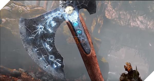 Cây rìu Leviathan vốn được tạo ra để cho Faye chứ không phải cho Kratos