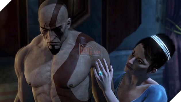 Từ trước đến nay, chỉ có Lisandra là người duy nhất khiến Kratos bình tâm