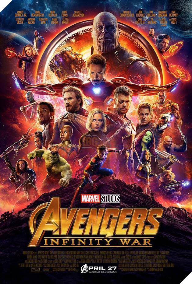 Chỉ có thể là người Nhật, cách họ quảng bá Avengers: Infinity War cũng khiến cả thế giới phải ấn tượng
