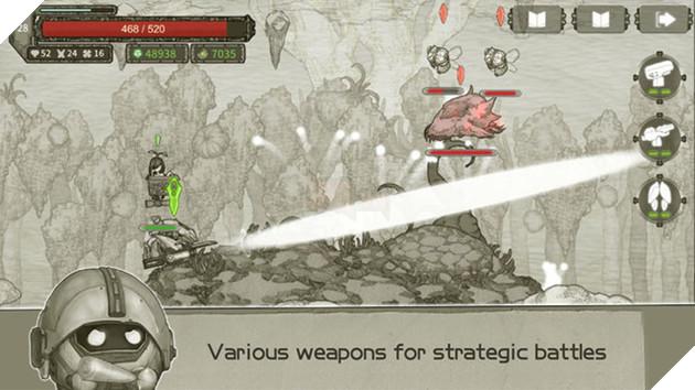 Original Journey - Game bắn súng thủ thành hot trên Steam vừa cập bến Mobile