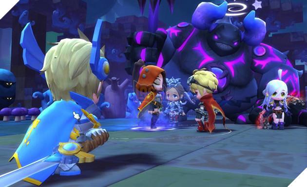 Game tuyệt đỉnh cute MapleStory 2 bất ngờ mở website, sắp ra mắt bản tiếng Anh