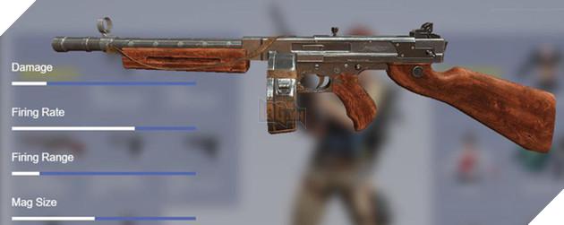 Rules of Survival: 4 vũ khí lý tưởng nhất dành cho chế độ FPS - góc nhìn thứ nhất