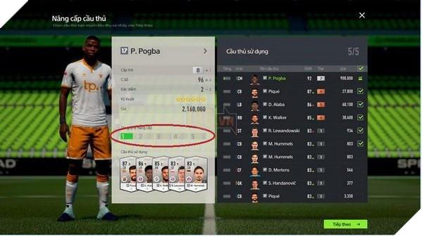Nhưng với FIFA Online 4, mọi thứ có vẻ đã rõ ràng hơn rất nhiều
