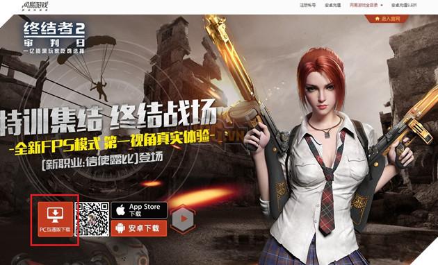 Rules of Survival cách tải Server Trung Quốc