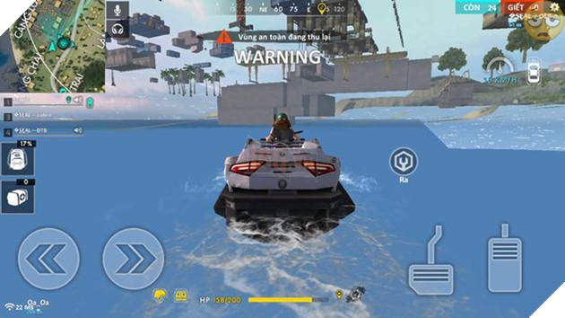 Free Fire: Xuất hiện góc lag khi game thủ điều khiển xe đa năng va chạm với nhau