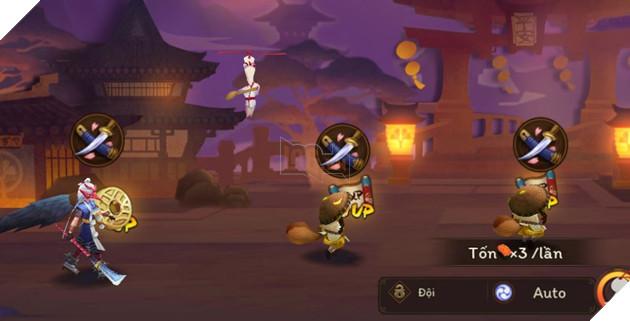 Âm Dương Sư: Hướng dẫn đặt Auto Tự động đánh trong game 5