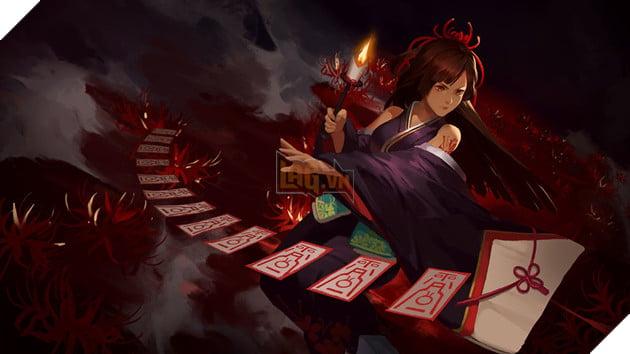 Âm Dương Sư: Hướng dẫn Higanbana - Bỉ Ngạn Hoa sát thương áp chế đối thủ 12
