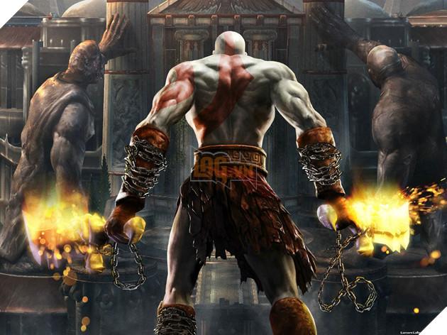 Image result for God of war 1 2 3