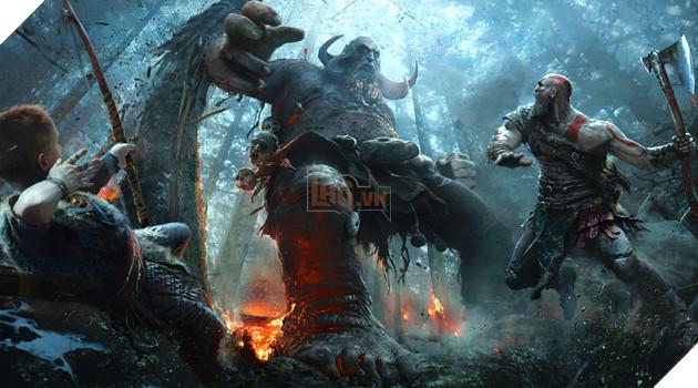 Image result for Norse Gods god of war
